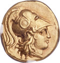 Ancients:Greek, Ancients: MACEDONIAN KINGDOM. Philip III Arrhidaeus (323-317 BC). AV stater (18mm, 8.57 gm, 3h)....