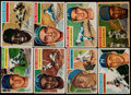 Baseball Cards:Sets, 1956 Topps Baseball Partial Set (179/340)....