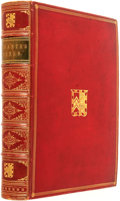 Books:Fine Bindings & Library Sets, [Fine Bindings]. [William Hogarth]. James Hannay, introduction. The Complete Works of William Hogarth: In a Series of On...