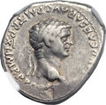 Ancients:Roman Imperial, Ancients: Claudius I (AD 41-54). AR denarius (19mm, 3.75 gm, 9h)....