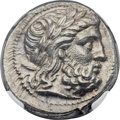 Ancients:Greek, Ancients: MACEDONIAN KINGDOM. Philip II (359-336 BC). ARtetradrachm (26mm, 14.07 gm, 10h)....