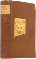 Books:Americana & American History, Carlton McCarthy. Wm. L. Sheppard, illustrator. Detailed Minutiæof Soldier Life in the Army of Northern Virginia 1861 -...