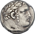 Ancients:Greek, Ancients: PHOENICIA. Tyre. 126/5 BC-AD 67/8. AR shekel (24mm, 14.29gm, 12h)....