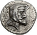Ancients:Greek, Ancients: KINGDOM OF PERSIS. Vadfradad (Autophradates) I (3rd-early2nd century BC). AR tetradrachm (29mm, 16.37 gm, 9h)....