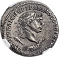 Ancients:Roman Provincial , Ancients: PHOENICIA, Tyre. Trajan. AD 98-117. AR tetradrachm (26mm,14.12 gm, 6h)....