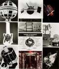 Books:Prints & Leaves, [Satellites]. Collection of Nineteen Photographs and Press PrintsRelating to Satellites....