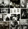 Books:Prints & Leaves, [Sewing]. Collection of Thirty-Three Photographs Relating toSewing....