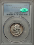 Washington Quarters, 1954-D 25C MS67 PCGS. CAC....