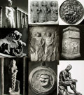Books:Prints & Leaves, [Roman Sculpture and Relief]. Archive of Approximately 200Photographs Relating to Roman Sculpture and Relief....