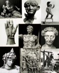 Books:Prints & Leaves, [Roman Sculpture and Relief]. Archive of Approximately 240Photographs Relating to Roman Sculpture and Relief....