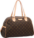 "Luxury Accessories:Bags, Louis Vuitton Classic Monogram Canvas Montorgueil GM Bag.Excellent Condition. 14.5"" Width x 9"" Height x 6.5"" Depth. ..."