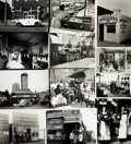 Books:Prints & Leaves, [Restaurants]. Collection of Seventy-Three Photographs and PressPrints Relating to Restaurants....