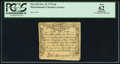 Colonial Notes:Massachusetts, Massachusetts October 18, 1776 6d PCGS Apparent New 62.. ...