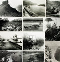 Books:Prints & Leaves, [Rivers]. Archive of Approximately Ninety Photographs Relating toRivers....