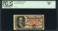 Fractional Currency:Fifth Issue, Fr. 1381 50¢ Fifth Issue PCGS About New 50.. ...