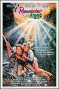 """Movie Posters:Adventure, Romancing the Stone & Other Lot (20th Century Fox, 1984). OneSheets (2) (27"""" X 41""""). Adventure.. ... (Total: 2 Items)"""