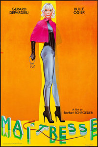 """Maitresse (Tinc Productions, 1976). One Sheets (5) (27"""" X 40.75""""). Foreign. ... (Total: 5 Items)"""