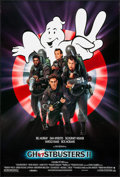 """Movie Posters:Comedy, Ghostbusters II (Columbia, 1989). One Sheets (2) (26.75"""" X 39.75"""" & 27"""" X 41"""") SS Regular & Advance Style B. Comedy.. ... (Total: 2 Items)"""