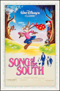"Movie Posters:Animation, Song of the South (Buena Vista, R-1986). One Sheet (27"" X 41""). Animation.. ..."