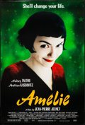 """Movie Posters:Foreign, Amelie (Miramax, 2001). One Sheet (27"""" X 40"""") SS. Foreign.. ..."""