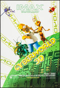"""Movie Posters:Animation, Cyberworld (IMAX, 2000). One Sheet (27"""" X 40"""") DS. Animation.. ..."""