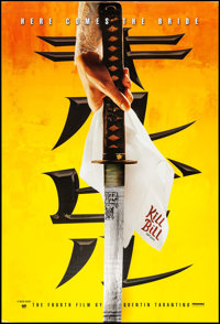 "Kill Bill: Vol. 1 (Miramax, 2003). One Sheet (27"" X 40"") DS Mylar Advance. Action"