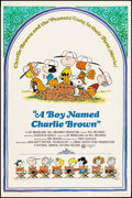 "Movie Posters:Animation, A Boy Named Charlie Brown (National General, 1969). Poster (40"" X 60""). Animation.. ..."