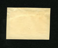 Fractional Currency:First Issue, Milton 1E50R.3b 50¢ First Issue Essay About New, Damaged. Printed in black ink on a thin brownish paper which is in turn mou...