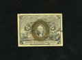 Fractional Currency:Second Issue, Fr. 1232 5c Second Issue Extremely Fine-About New. More handling is found on this note than clearly defined folds. The marg...