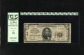 National Bank Notes:Maryland, Baltimore, MD - $5 1929 Ty. 2 The First NB Ch. # 1413. Type Onesoutnumber Type Twos in the census for this bank by a th...