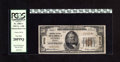 National Bank Notes:Michigan, Detroit, MI - $50 1929 Ty. 1 Guardian NB of Commerce Ch. # 8703. Only seven charter numbers issued this type and denomin...