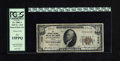 National Bank Notes:Virginia, Lynchburg, VA - $10 1929 Ty. 1 The Lynchburg NB & TC Ch. #1522. This bank guided by Giles H. Miller and Wm. V. Wilson J...