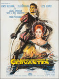 "Movie Posters:Adventure, Cervantes (Lux, 1968). French Grande (45.5"" X 62""). Adventure.. ..."