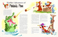 Animation Art:Production Drawing, Wonderful World of Disney Magazine #2 Story IllustrationOriginal Art Group of 2 (Gulf Oil Company, 1969).... (Total: 2Original Art)