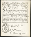 Colonial Notes:New Hampshire, New Hampshire Merchants' Note December 25, 1734 10s Facsimile AboutNew.. ...