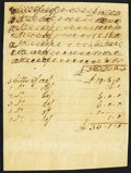 Colonial Notes:Mixed Colonies, Colonial Era Arithmetic Very Fine.. ...