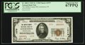 National Bank Notes:Pennsylvania, Lewistown, PA - $20 1929 Ty. 2 The Mifflin County NB Ch. # 1579....