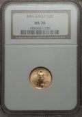 Modern Bullion Coins, 2007 $5 Tenth-Ounce Gold Eagle MS70 NGC. NGC Census: (2180). PCGS Population (29). Numismedia Wsl. Price for problem free ...