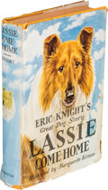 Books:Literature 1900-up, Eric Knight. Lassie Come-Home. Chicago: John C. WinstonCompany, [1941]. ...