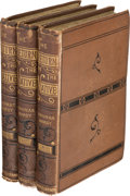 Books:Literature Pre-1900, Thomas Hardy. The Return of the Native... In Three Volumes -Vol. I [II, III]. London: Smith, Elder, & Co., ...(Total: 3 Items)