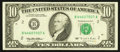 Error Notes:Blank Reverse (<100%), Fr. 2081-B $20 1995 Federal Reserve Note. Very Fine.. ...
