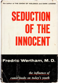 Books:Hardcover, Seduction of the Innocent #nn First Edition (Rinehart, 1953)....