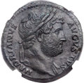 Ancients:Roman Imperial, Ancients: Hadrian (AD 117-138). Æ as (27mm, 12.18 gm, 5h)....
