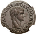 Ancients:Roman Imperial, Ancients: Germanicus (died AD 19). Æ as (30mm, 10.45 gm, 7h)....