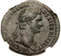 Ancients:Roman Imperial, Ancients: Domitian (AD 81-96). Æ as (29mm, 11.87 gm, 6h)....