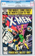 Modern Age (1980-Present):Superhero, X-Men #137 (Marvel, 1980) CGC NM 9.4 White pages....