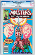 Modern Age (1980-Present):Superhero, Masters of the Universe #1 (Marvel, 1986) CGC NM/MT 9.8 Whitepages....
