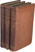 Books:Literature Pre-1900, George Eliot. The Mill on the Floss. Edinburgh and London: 1860. Three volumes.... (Total: 3 Items)