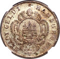 German States:Hamburg, German States: Hamburg. Free City 2 Mark 1694-IR MS63 NGC,...