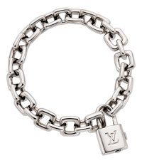 White Gold Bracelet, Louis Vuitton